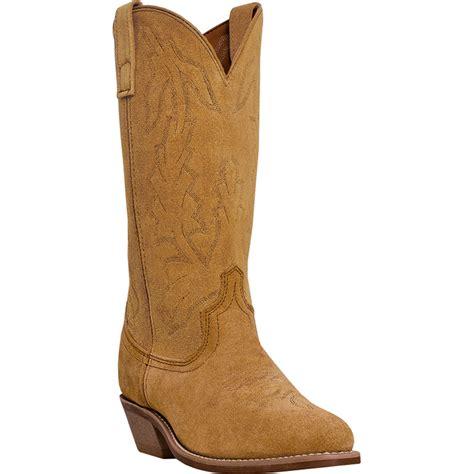 mens suede western boots pungo ridge laredo s jacksonville suede western