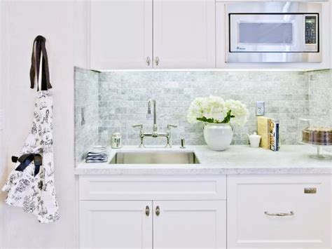 easy to clean kitchen backsplash easy ideas for organizing and cleaning your home hgtv