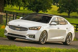 Kia Luxury 2017 Kia Cadenza Drive Review A Surprising Entry
