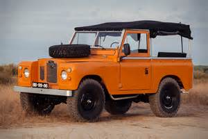 1971 land rover series 2a uncrate
