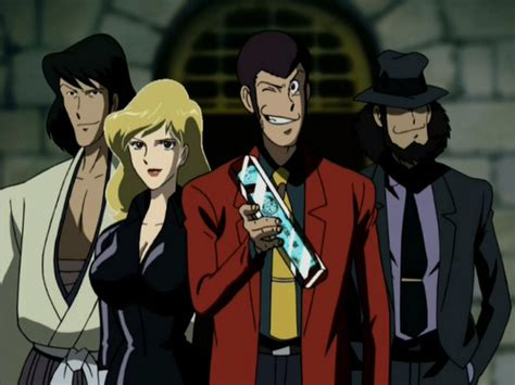 lupin the third the cybernauts cast podcast defenders of anime