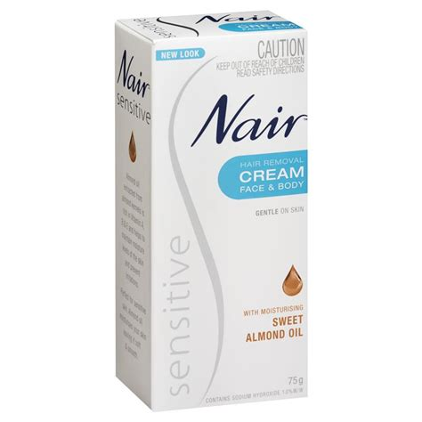 tattoo cream chemist warehouse buy nair hair removing cream sensitive skin 75g online at