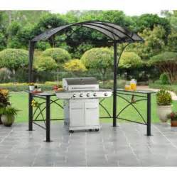 better homes and gardens archfield hardtop grill gazebo at