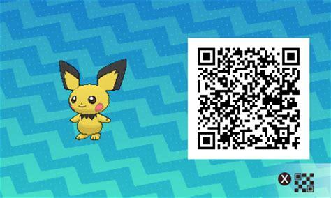 Boneka Pikachu Code 011 pok 233 mon sun en moon shiny pok 233 mon qr codes eurogamer nl