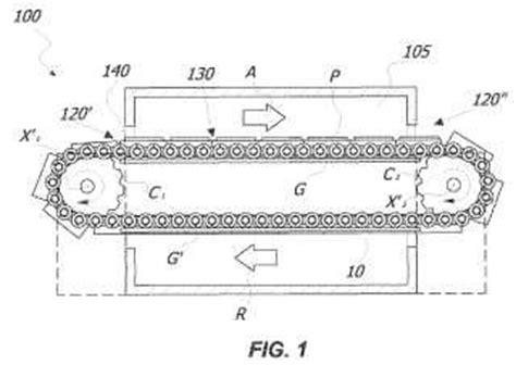 cadenas industriales para transporte cadena transportadora para usar en hornos de alimentos