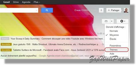 telecharger themes gmail personnaliser le th 232 me de gmail avec vos photos