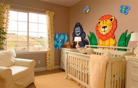 imagenes para pintar habitaciones ideas para decorar una habitaci 243 n de beb 233