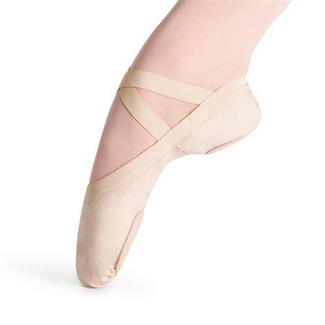 bloch flat shoes s0621l bloch pro elastic canvas womens ballet flat