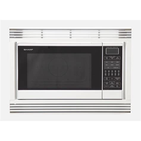 sharp ebr47st build in kit for the microwave oven home