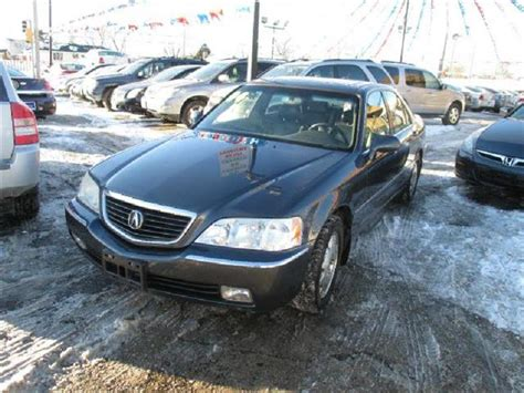 acura of maywood used 2004 acura rl for sale carsforsale