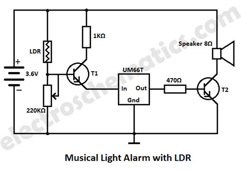 how to make light dependent resistor at home ldr light dependent resistor photoresistor circuit wiring diagrams