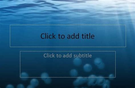 powerpoint water themes powerpoint water templates free download listmachinepro com