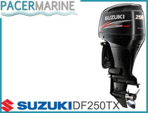 Suzuki 250 Outboard by Suzuki Df 250 Hp Four Stroke Outboard Engine Boat Motor
