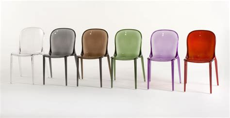 chaises de couleur chaise bistrot de couleur