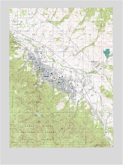 where is ashland oregon on a map ashland or topographic map topoquest