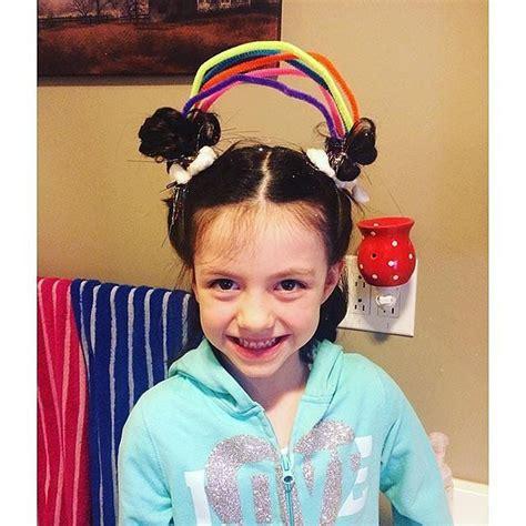easy wacky hairstyles for school 25 best ideas about wacky hair on wacky hairstyles hairstyles and spirit