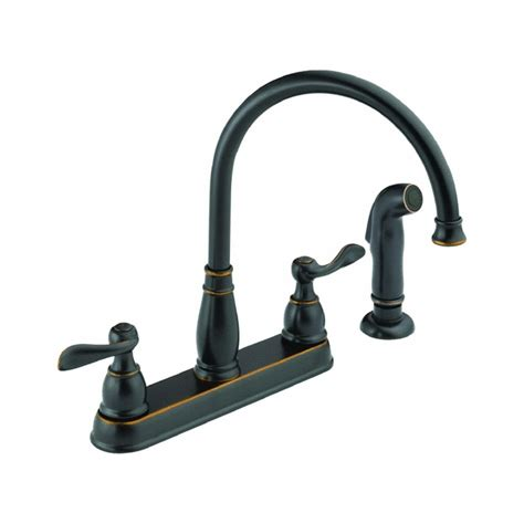 best faucets for kitchen best rubbed bronze kitchen faucets reviews top picks