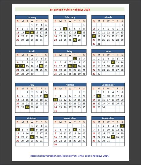 Sri Lankan Search 2013 Calendar With Holidays Pdf Hairstyle 2013