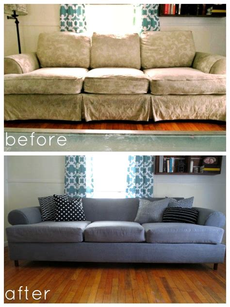 reupholster couch diy high heels and training wheels diy couch reupholster with