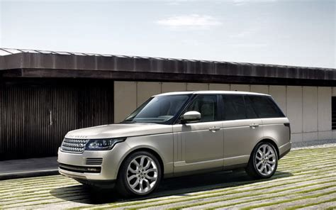 pictures of the new range rover range rover new and telegraph