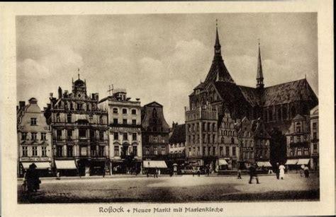 Postkarten Drucken Rostock by Engel Vorpommern Zvab
