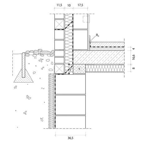 sockel zweischaliges mauerwerk 4 3 1 3 anschlusspunkt sockel architektenordner