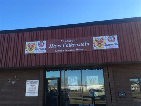 the phone haus haus falkenstein quot german schnitzel house quot edmonton