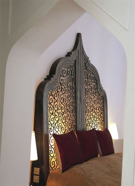 how to add lights to headboard marrakesh light added to back of headboard add small