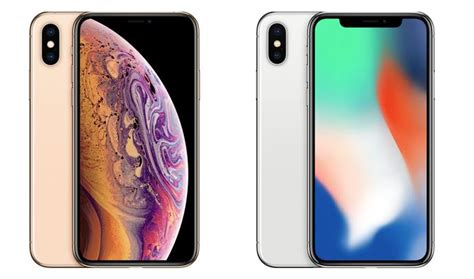 iphone xs vs iphone x what s the difference
