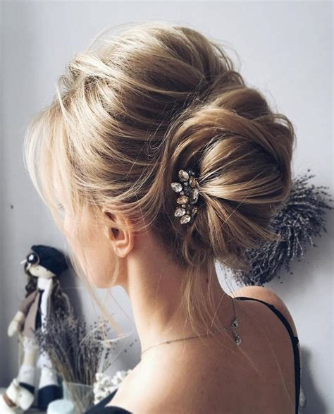 best updo for fine stringy hair 60 updos for thin hair that score maximum style point