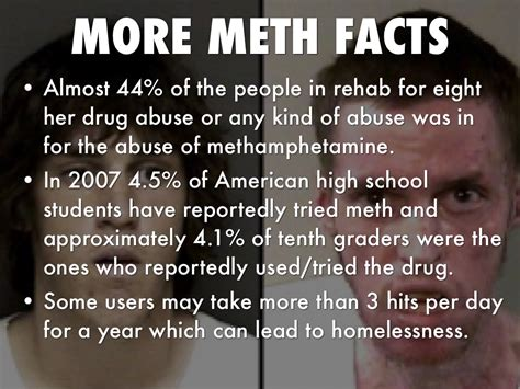 Detoxing At Home Methhetamine by Methhetamine Facts The Best Fact In 2017