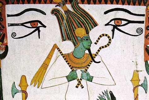 ancient egyptian god osiris the story of osiris how the first ruler of egypt became