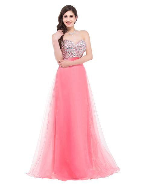 design dress long grace karin sexy sweetheart organza long beautiful prom