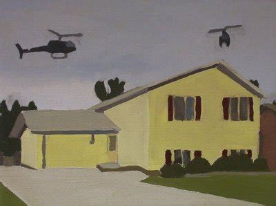 A Helicopter Has Been Hovering Over My House For Hours