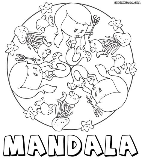 coloring pages for child mandala coloring pages for kids coloring pages to
