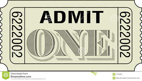 admit one ticket template ticket admit one template printable promissory note free