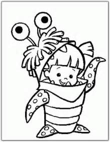 monsters coloring pages coloringpagesabc