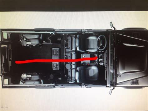 land rover 110 interior comprimento interior defender 110