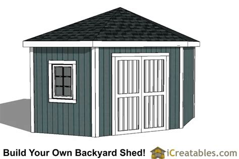 14x14 Shed Plans by 14x14 Shed Plans Build A Large Storage Shed Diy Shed