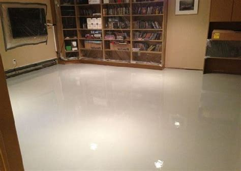 basement floor epoxy and sealer flooring ideas floor design trends