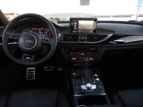 Audi A6 Interior 2017 Audi A6 Sedan 3 0t Interior 4