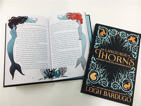the language of thorns feeling fictional review the language of thorns leigh bardugo
