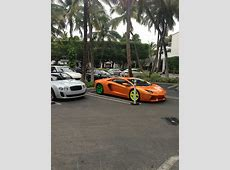 The Worst Lamborghini Aventador I Have Ever Seen Lamborghini Aventador Orange