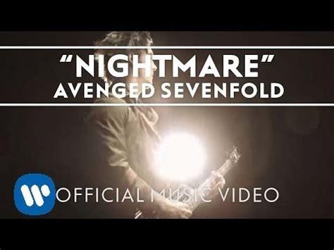 avenged sevenfold nightmare guitar music on 1 musica musik danny eslach vigil guitarist in zapopan jalisco