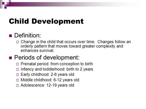 theme development definition overview of child development ppt video online download