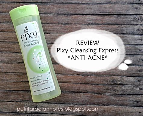 Cleansing Express Pixy Cleansing Express Anti Acne 150g Each topic review 18 pixy cleansing express anti acne