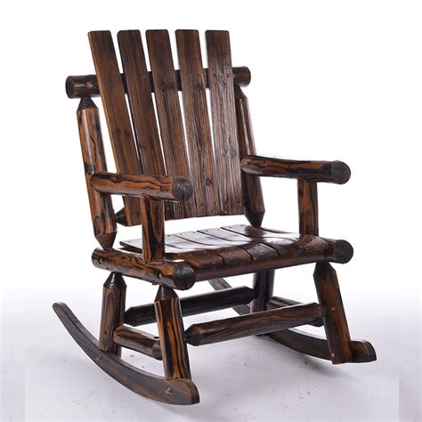 outdoor wooden rocking chairs for adults buy wholesale outdoor wood chair from china outdoor