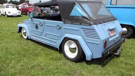volkswagen thing blue volkswagen thing type181 blue pt2 herentals 2013 youtube