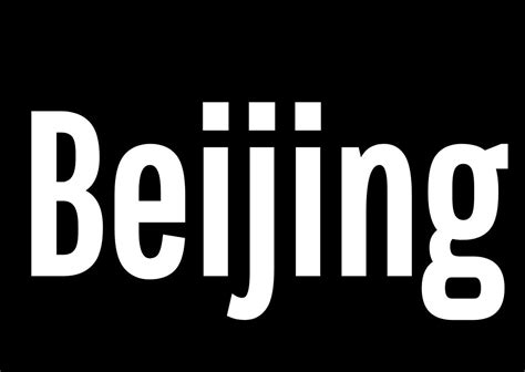 Three Letter Code Beijing