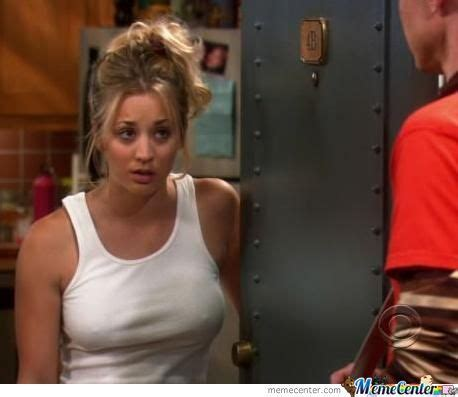 how many people like penny on the big bang theory new hair so many people watch big bang theory only for this by